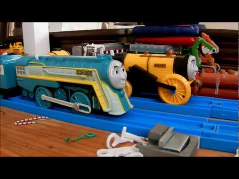 TrackMaster King of the Railway Greatest Moments Review