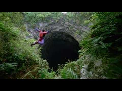 Cave of Swallows - Schwalbenhöhle in Mexico Video