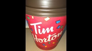 Tim Hortons' Roll Up The Rim Contest - What You Need To Do If You Win A Big Prize
