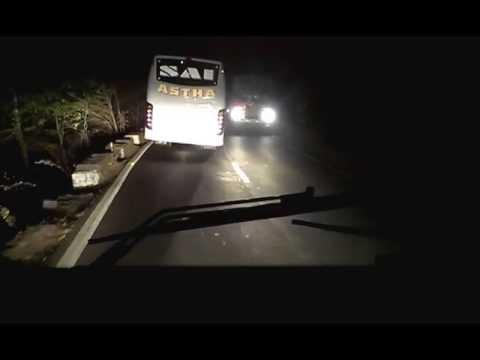 Konduskar Volvo Mumbai -  Goa @ NH-17