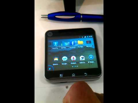 Motorola MB511 con android 2 3 7