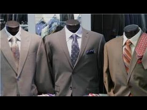 Men's Formal Fashion Advice : A Guide to Traditional Suits for Men