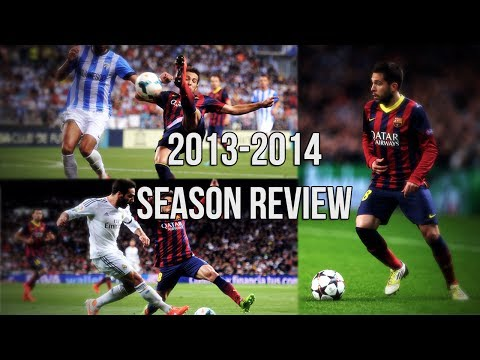 Jordi Alba | Season Review 2013/2014