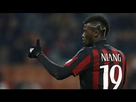 M'Baye Niang - Milan Talent