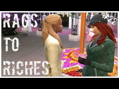 The Sims 4: Rags to Riches | Évszakok | Romance festival #22