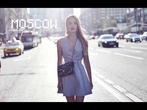 Москва ♡ люблю тебя, слишком. [влог]