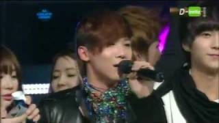 120209 FT Island (??? ????) Winning number 1 @M!Countdown