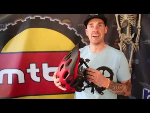 Bell Super Enduro and All Mountain Helmet