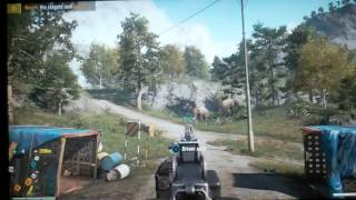 Two incompetent morons play:Far Cry 4