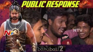 Baahubali 2 Public Talk | Public Response | Prabhas, Anushka | Public Review | The Conclusion