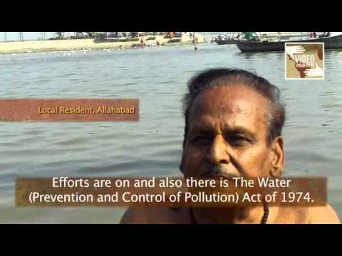 Cremation Customs Pollute Ganges River
