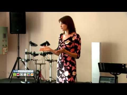 Женщина на все 100% - семинар Светланы Гончаровой. Источник сил для мамы.