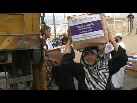 Lebanon struggles to cope with rising number of Syrian refugees - reporter