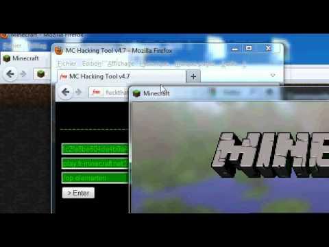 comment devenir op sur n'importe quel serveur minecraft