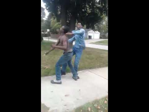 AKRon fights