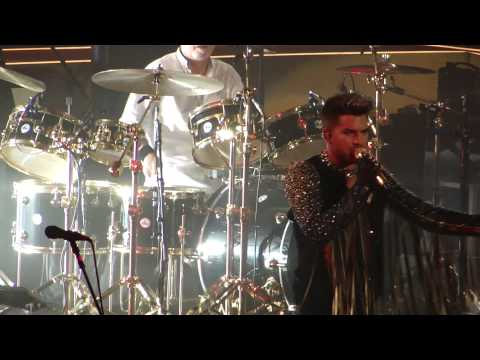 Queen + Adam Lambert SOMEBODY TO LOVE Madison Square Garden NYC (New York)
