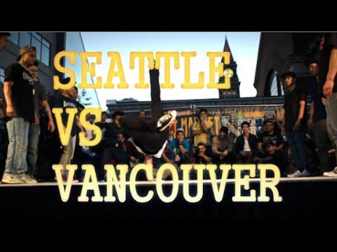 Seattle vs Vancouver | Chinatown Night Market | CID Outshine Bboy Invitational