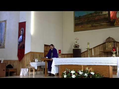 Misa Católica 21 Febrero 2013 - Lecturas y Homilía  - ecatolico.com