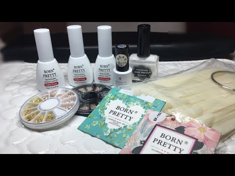 Born Pretty Store Nail Haul
