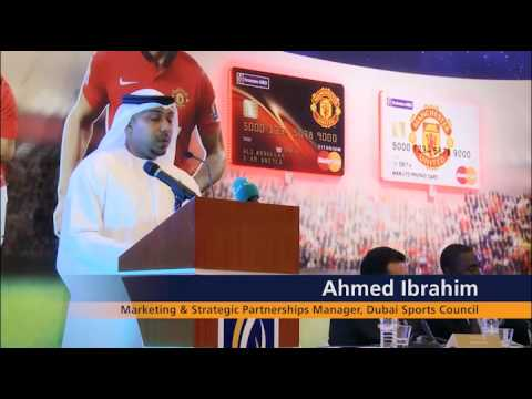 Manchester United Card Launch: Press Conference