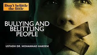 Don't Mess With Him! ᴴᴰ ┇ #TheLittle ┇ by Ustadh Dr. Mohannad Hakeem ┇ TDR Production ┇