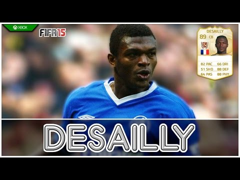 FIFA 15 | Legend Review | Marcel Desailly !