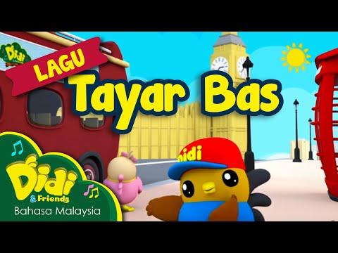 download lagu Lagu Kanak-Kanak  Tayar Bas  Didi & Frie gratis