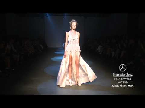 BLESS'ED ARE THE MEEK- MERCEDES-BENZ FASHION WEEK AUSTRALIA SPRING SUMMER 2012/13 COLLECTIONS