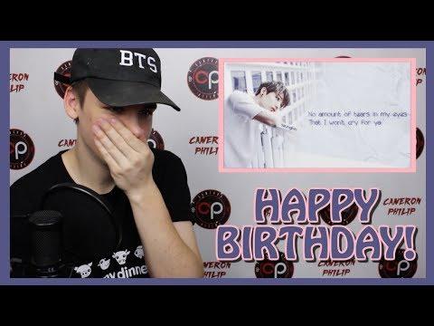 BTS JUNGKOOK - 2U (COVER) REACTION #HAPPYJUNGKOOKDAY