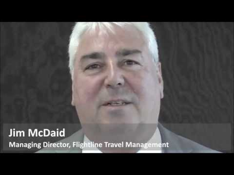 Working with Flightline Travel Management - Making business travel smarter, faster and greener