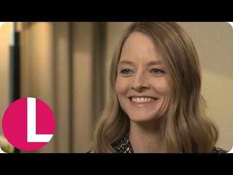 Jodie Foster Talks Money Monster | Lorraine