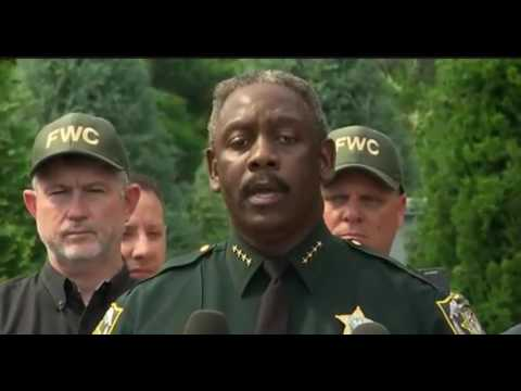 Press Conference: Body of 2 Year Old Found - Disneyworld Alligator