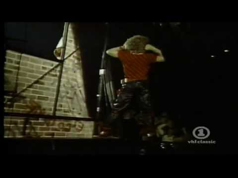 Sammy Hagar - Your Love Is Driving Me Crazy (1983) (Music Video) WIDESCREEN 720p