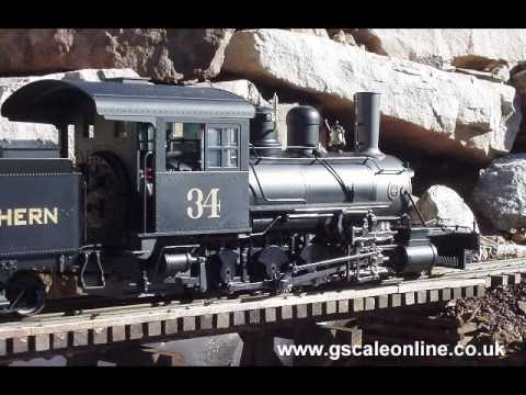 BACHMANN G SCALE STEAM LOCOMOTIVES FROM G SCALE ONLINE