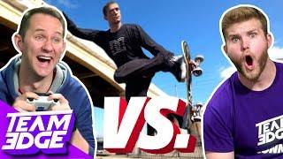 Double Bridge Gap Challenge!   Skate 3