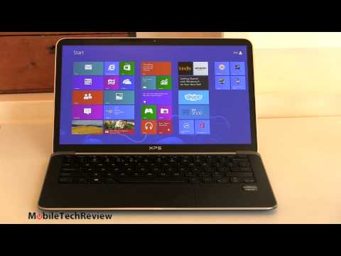 Dell XPS 13 FHD Ultrabook Review