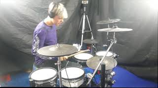 Download Lagu Home Drum Cover Machine Gun Kelly X Ambassadors & Bebe Rexha - Bright Gratis STAFABAND