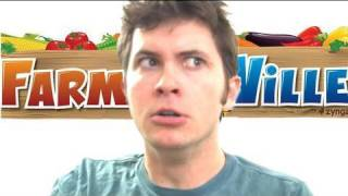 FARMVILLE Commercial!! (Facebook Parody #1)