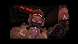 Jugando Halo C.E con texturas del 4 xd