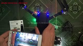 Máy bay điều khiển từ xa 4 cánh ufo fly camera wifi 720P L700 giá rẻ