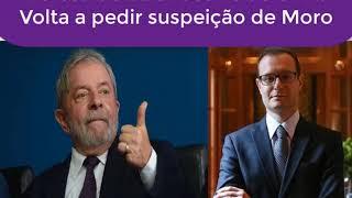 Defesa de Lula volta a recorrer e aperta o cerco a Moro!