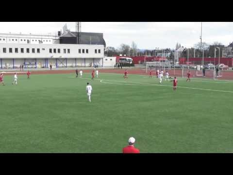 Sestřih branek FC Baník Ostrava U15 - 1.SK Prostějov U15 4:0 (3:0)