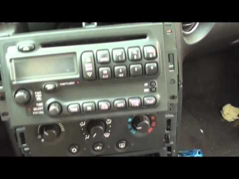 Grand Prix 2006 Stereo 2008 Pontiac Grand Prix Stereo