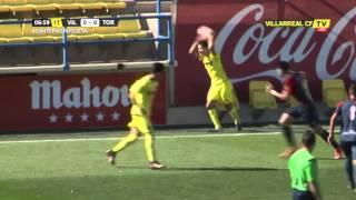 Villarreal Juvenil A - Torre Levante