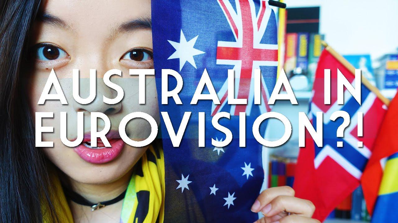 AUSTRALIA in EUROvision?