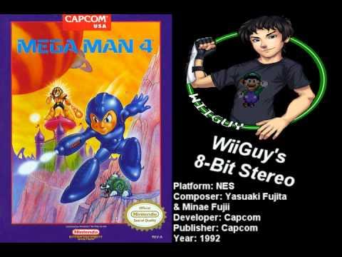 Mega Man 4 (NES) Soundtrack - Stereo