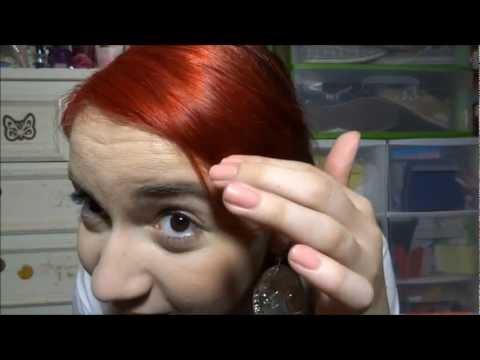 Productos para el cabello y como obtener el pelo rojo