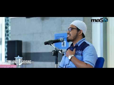 ~Terlanjur Sayang~ Lecture dr raehanul bahraen