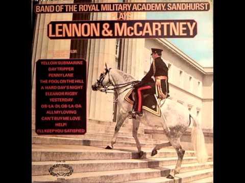Sandhurst Military Band Band of The Royal Military