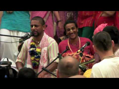 24hr Kirtan Madhav Das Iskcon Coventry Video video